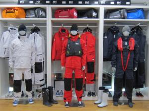 P.356 HELLY HANSEN PROTECTIVE LAYER(アウターウェア)